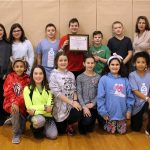 Schools in Peabody and Marblehead Collect Tabs for the Transportation Fund