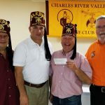 The Charles River Valley Shrine Club Holds 1st Annual Wig & Stache Bash Potentate's Reception