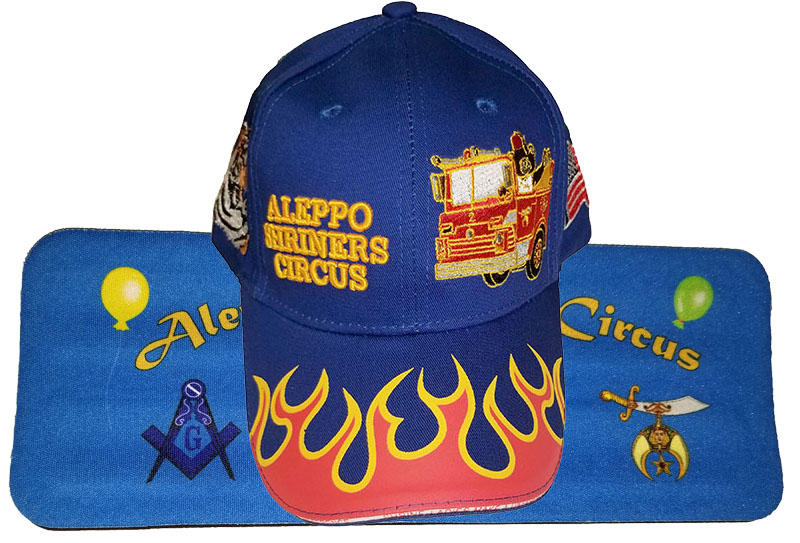Get Your Circus Hats Here!