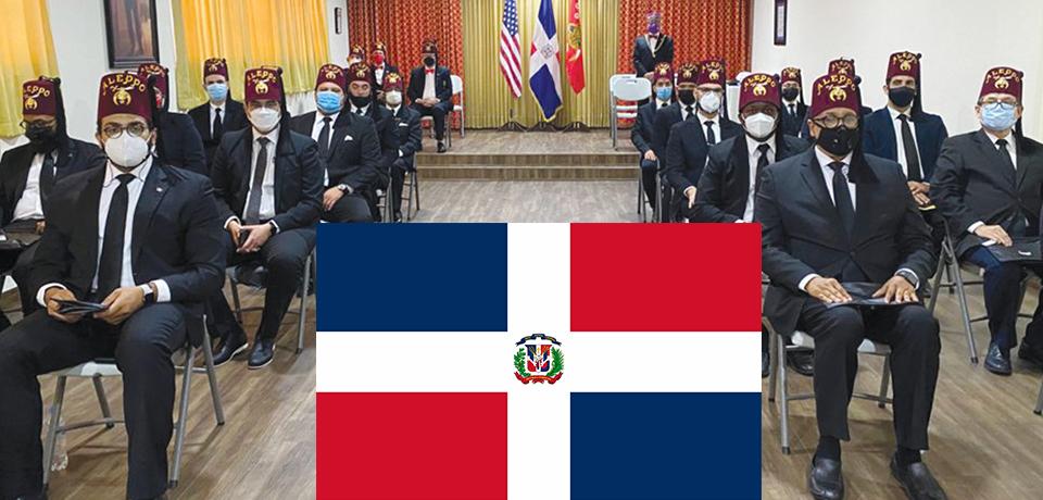 Dominican Shrine Club April 2021Ceremonial